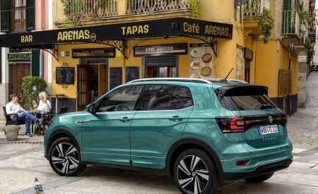 2019 Volkswagen T-Cross Rear Three-Quarter Wallpaper 450x275 (38)