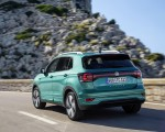2019 Volkswagen T-Cross Rear Three-Quarter Wallpapers 150x120 (28)