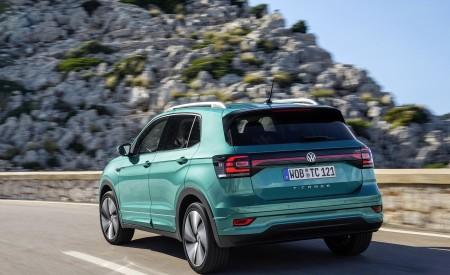 2019 Volkswagen T-Cross Rear Three-Quarter Wallpaper 450x275 (28)