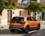 2019 Volkswagen T-Cross Rear Three-Quarter Wallpaper 150x120 (16)