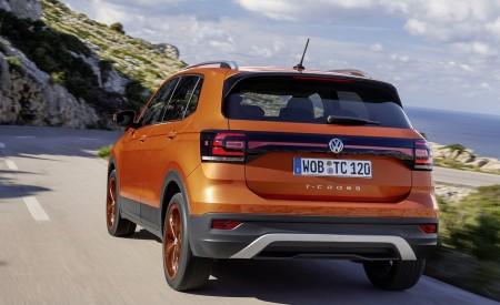 2019 Volkswagen T-Cross Rear Wallpaper 450x275 (10)