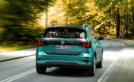 2019 Volkswagen T-Cross Rear Wallpaper 450x275 (51)