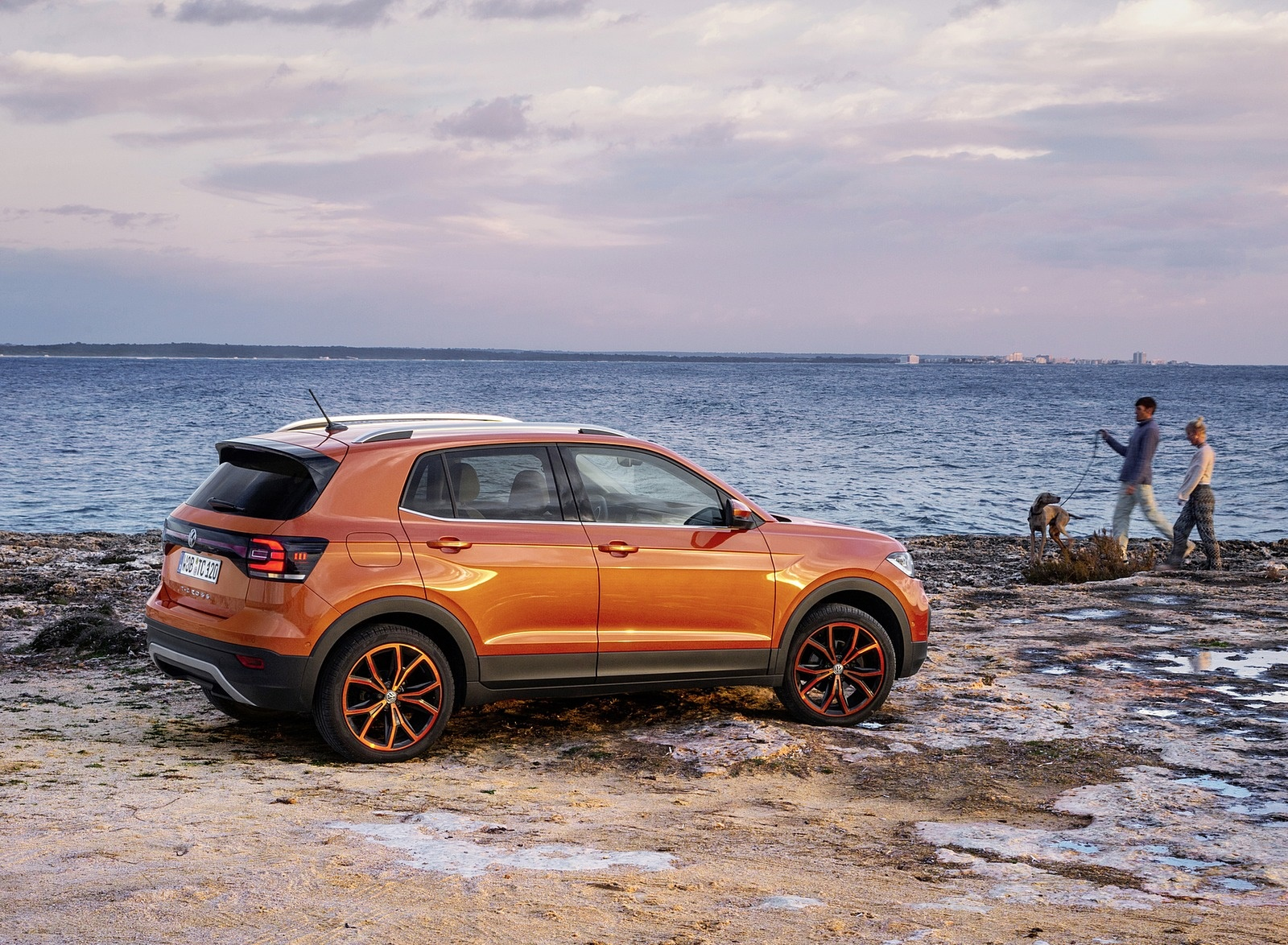 2019 Volkswagen T-Cross Side Wallpapers (15)