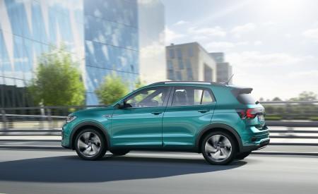 2019 Volkswagen T-Cross Side Wallpaper 450x275 (52)