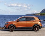 2019 Volkswagen T-Cross Side Wallpapers 150x120