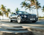 2020 Bentley Continental GT V8 Convertible Front Three-Quarter Wallpapers 150x120 (2)