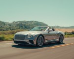 2020 Bentley Continental GT V8 Convertible Front Three-Quarter Wallpapers 150x120