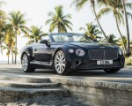 2020 Bentley Continental GT V8 Convertible Front Three-Quarter Wallpapers 150x120 (8)