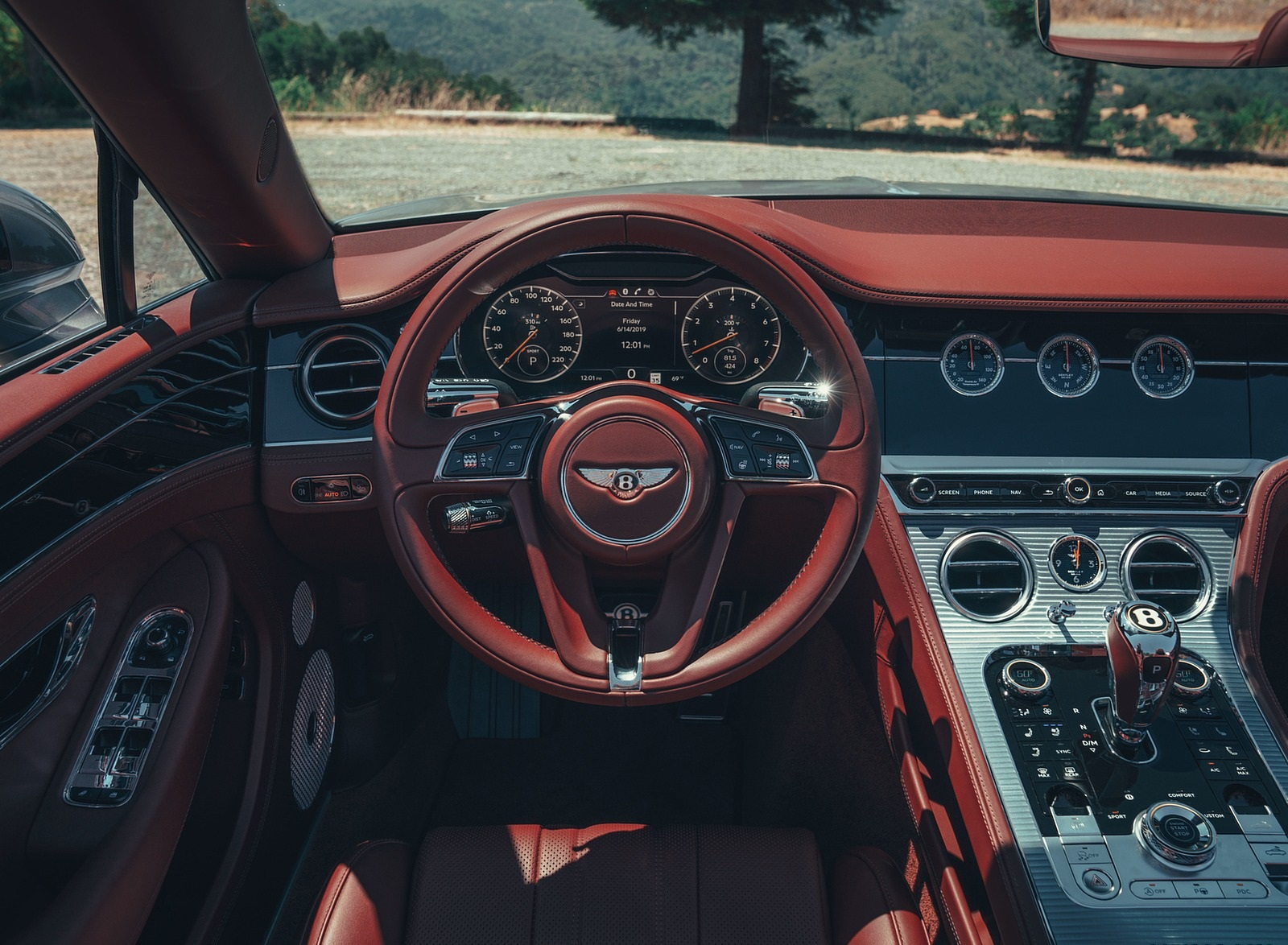 2020 Bentley Continental Gt V8 Convertible Interior Cockpit Wallpapers 76 Newcarcars