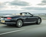2020 Bentley Continental GT V8 Convertible Rear Three-Quarter Wallpapers 150x120 (4)