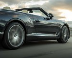 2020 Bentley Continental GT V8 Convertible Rear Three-Quarter Wallpapers 150x120 (3)