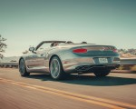 2020 Bentley Continental GT V8 Convertible Rear Three-Quarter Wallpapers 150x120