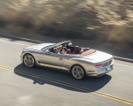 2020 Bentley Continental GT V8 Convertible Rear Three-Quarter Wallpapers 150x120 (22)