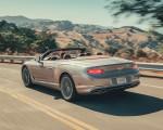 2020 Bentley Continental GT V8 Convertible Rear Three-Quarter Wallpapers 150x120 (39)