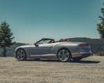 2020 Bentley Continental GT V8 Convertible Rear Three-Quarter Wallpapers 150x120 (46)