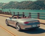 2020 Bentley Continental GT V8 Convertible Rear Three-Quarter Wallpapers 150x120 (40)