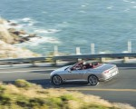 2020 Bentley Continental GT V8 Convertible Rear Three-Quarter Wallpapers 150x120 (10)