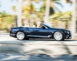 2020 Bentley Continental GT V8 Convertible Side Wallpapers 150x120 (5)