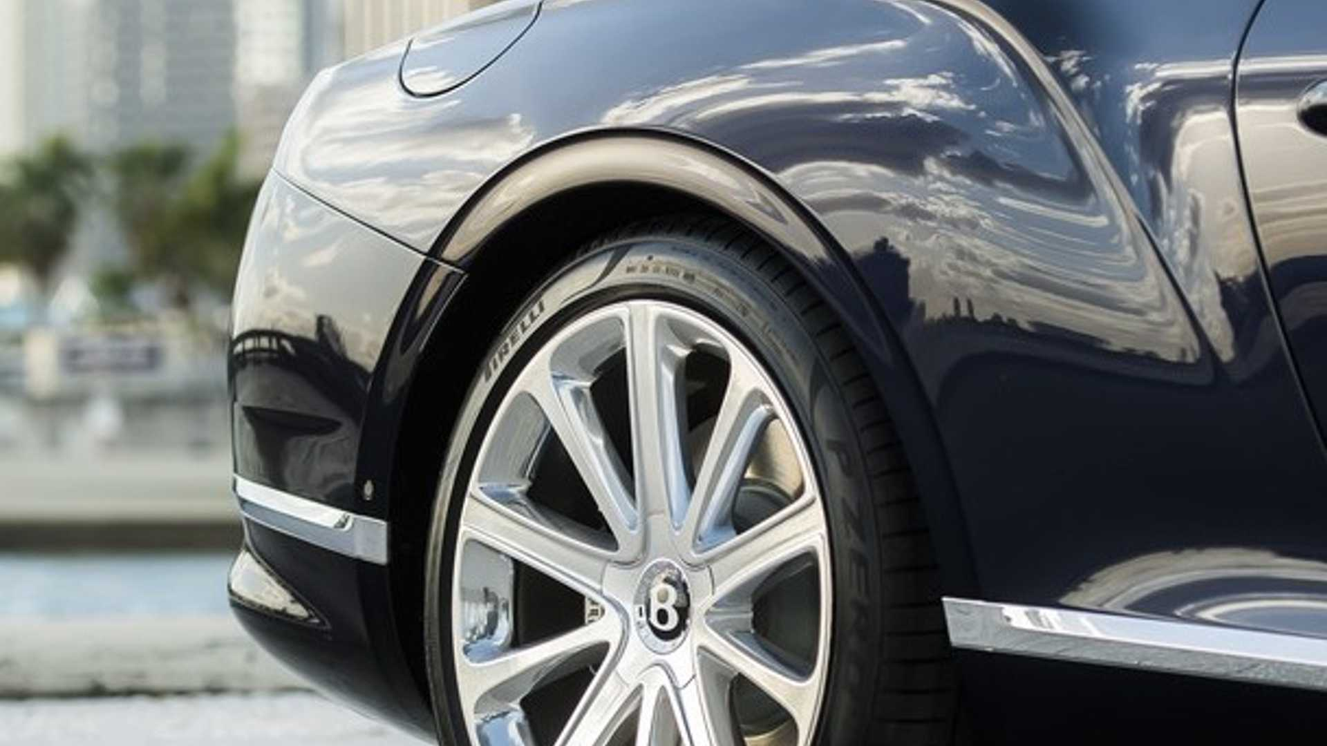 2020 Bentley Continental GT V8 Convertible Wheel Wallpapers (12)
