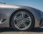 2020 Bentley Continental GT V8 Convertible Wheel Wallpapers 150x120
