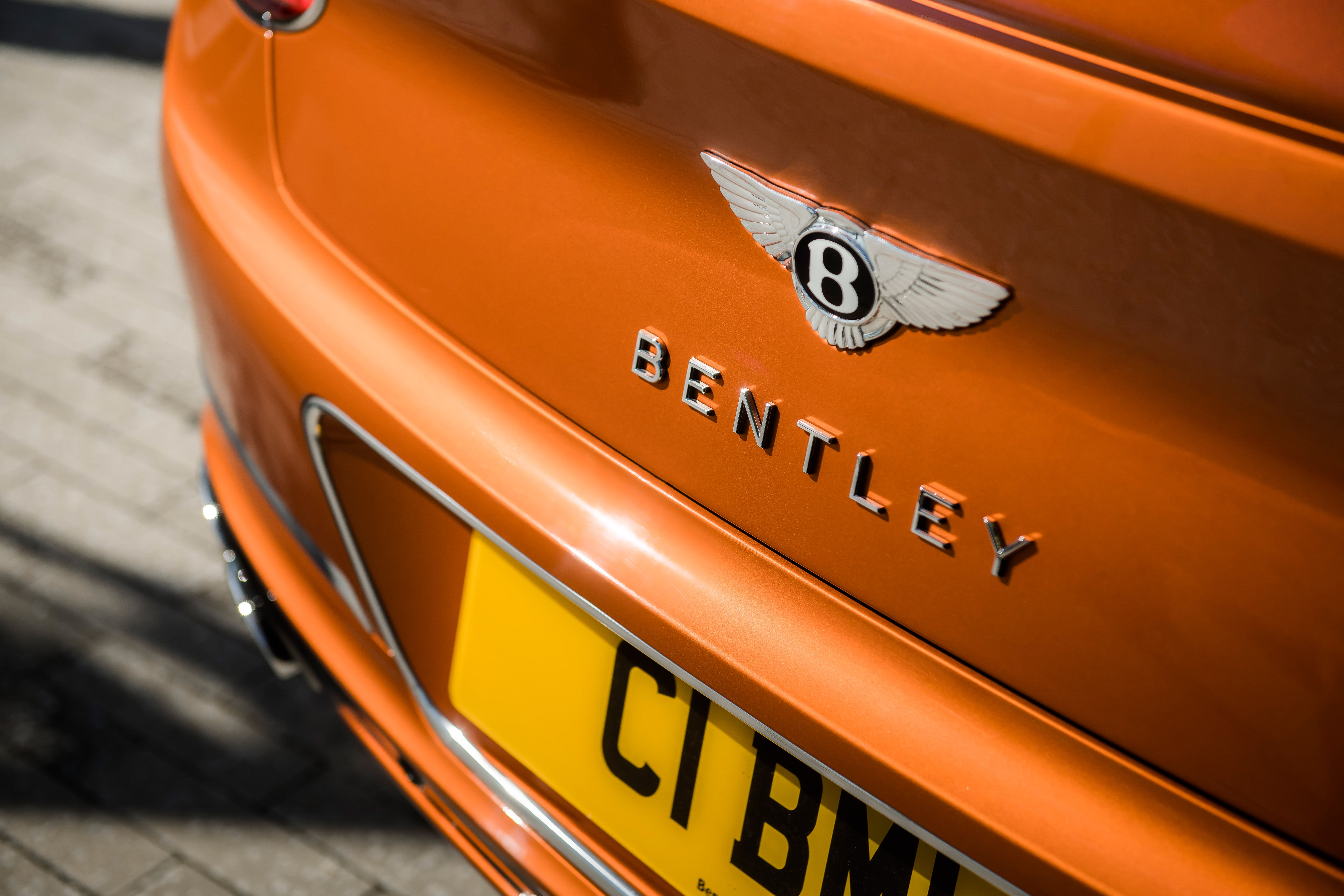 2020 Bentley Continental GT V8 Coupe Detail Wallpapers (11)