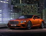 2020 Bentley Continental GT V8 Coupe Front Three-Quarter Wallpapers 150x120 (13)
