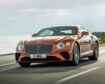 2020 Bentley Continental GT V8 Coupe Wallpapers