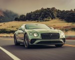 2020 Bentley Continental GT V8 Coupe Front Three-Quarter Wallpapers 150x120 (46)