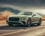 2020 Bentley Continental GT V8 Coupe Front Three-Quarter Wallpapers 150x120 (47)