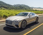 2020 Bentley Continental GT V8 Coupe Front Three-Quarter Wallpapers 150x120 (33)