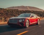 2020 Bentley Continental GT V8 Coupe Front Three-Quarter Wallpapers 150x120 (2)
