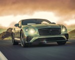 2020 Bentley Continental GT V8 Coupe Front Wallpapers 150x120 (48)