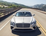 2020 Bentley Continental GT V8 Coupe Front Wallpapers 150x120 (34)