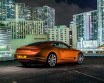 2020 Bentley Continental GT V8 Coupe Rear Three-Quarter Wallpapers 150x120 (15)