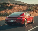2020 Bentley Continental GT V8 Coupe Rear Three-Quarter Wallpapers 150x120 (5)