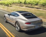 2020 Bentley Continental GT V8 Coupe Rear Three-Quarter Wallpapers 150x120 (36)