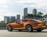 2020 Bentley Continental GT V8 Coupe Rear Three-Quarter Wallpapers 150x120 (8)