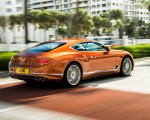 2020 Bentley Continental GT V8 Coupe Rear Three-Quarter Wallpapers 150x120 (4)