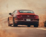 2020 Bentley Continental GT V8 Coupe Rear Wallpapers 150x120 (8)
