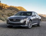 2020 Cadillac CT5 Premium Luxury Front Three-Quarter Wallpapers 150x120 (4)