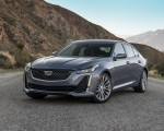 2020 Cadillac CT5 Premium Luxury Front Three-Quarter Wallpapers 150x120 (5)