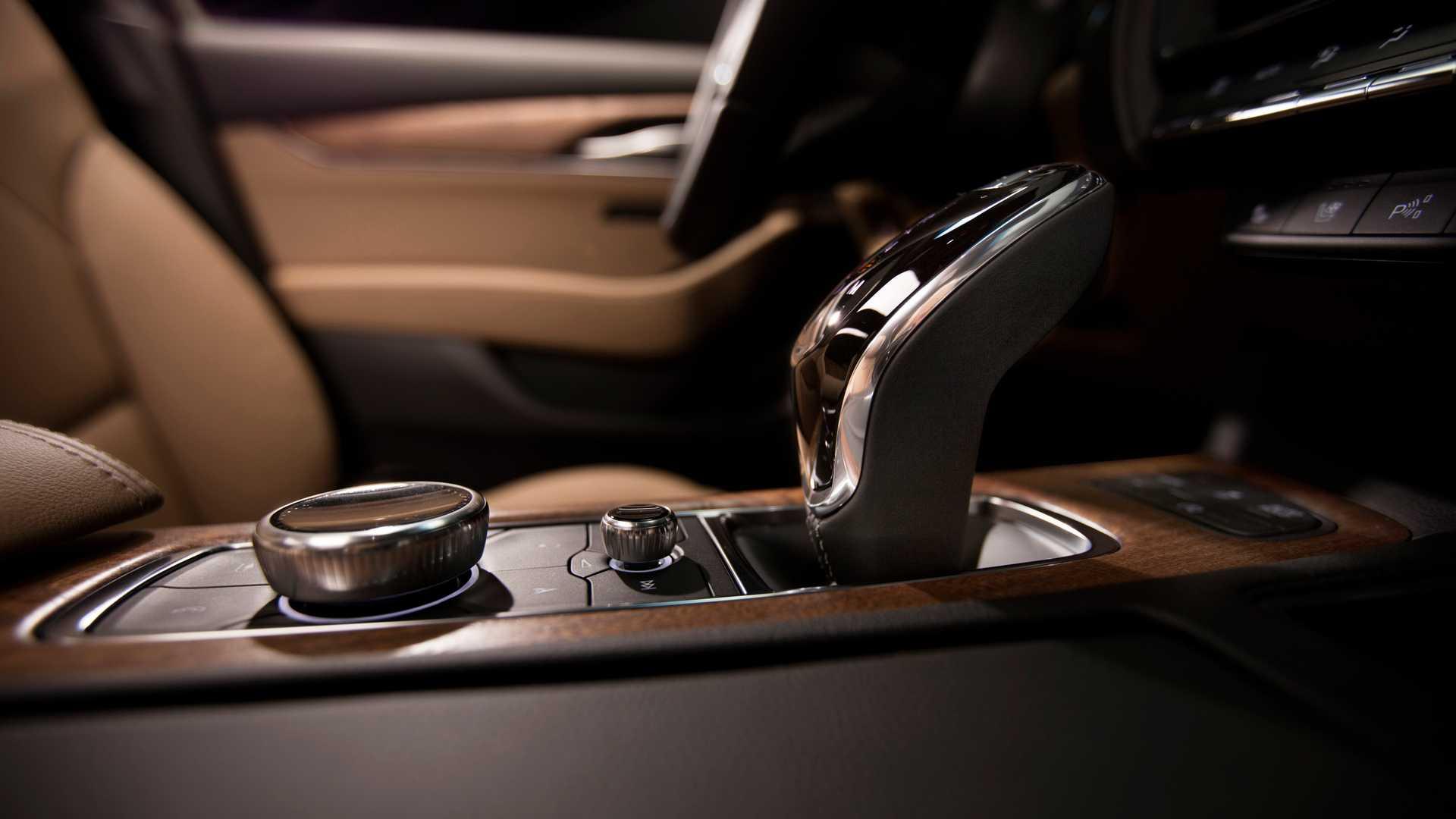 2020 Cadillac CT5 Premium Luxury Interior Detail Wallpaper (13)