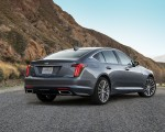 2020 Cadillac CT5 Premium Luxury Rear Three-Quarter Wallpapers 150x120 (7)