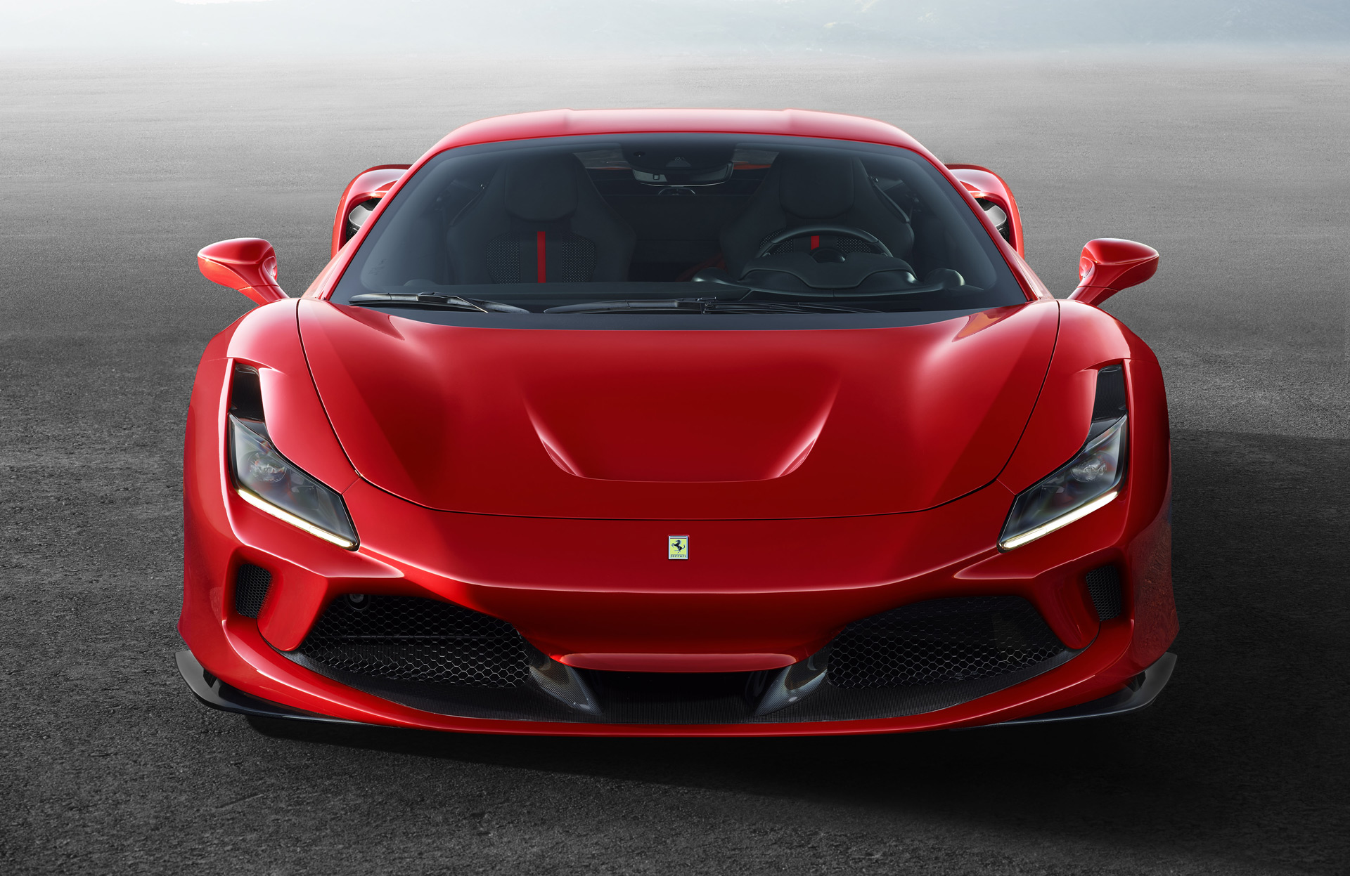 2020 Ferrari F8 Tributo Front Wallpaper (2)