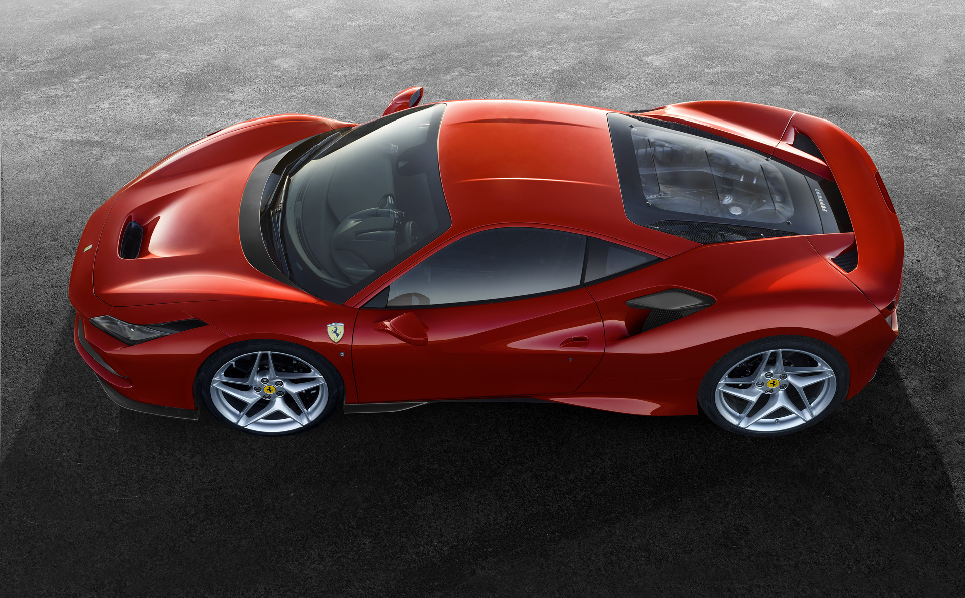 2020 Ferrari F8 Tributo Top Wallpaper (3)