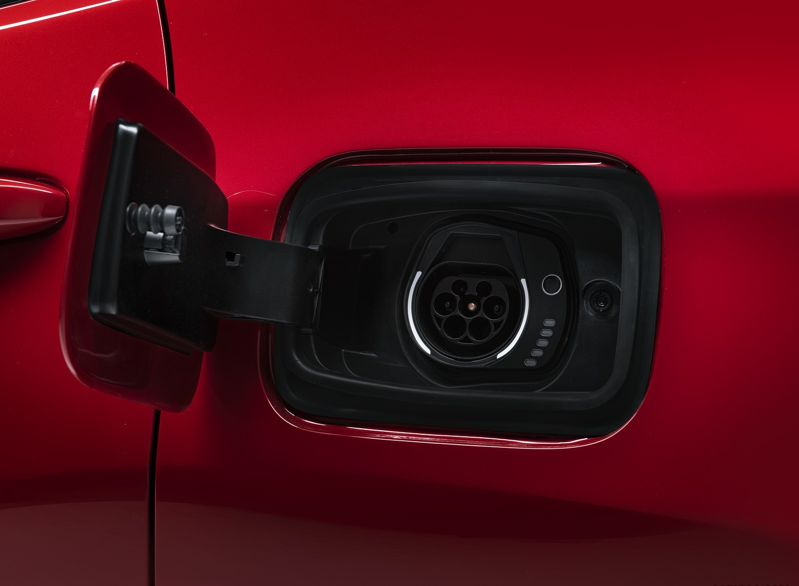 2020 Jeep Compass PHEV Detail Wallpaper (8)