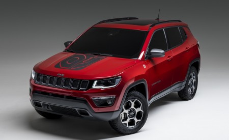 2020 Jeep Compass PHEV Wallpapers HD