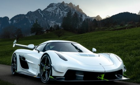 2020 Koenigsegg Jesko Wallpapers HD