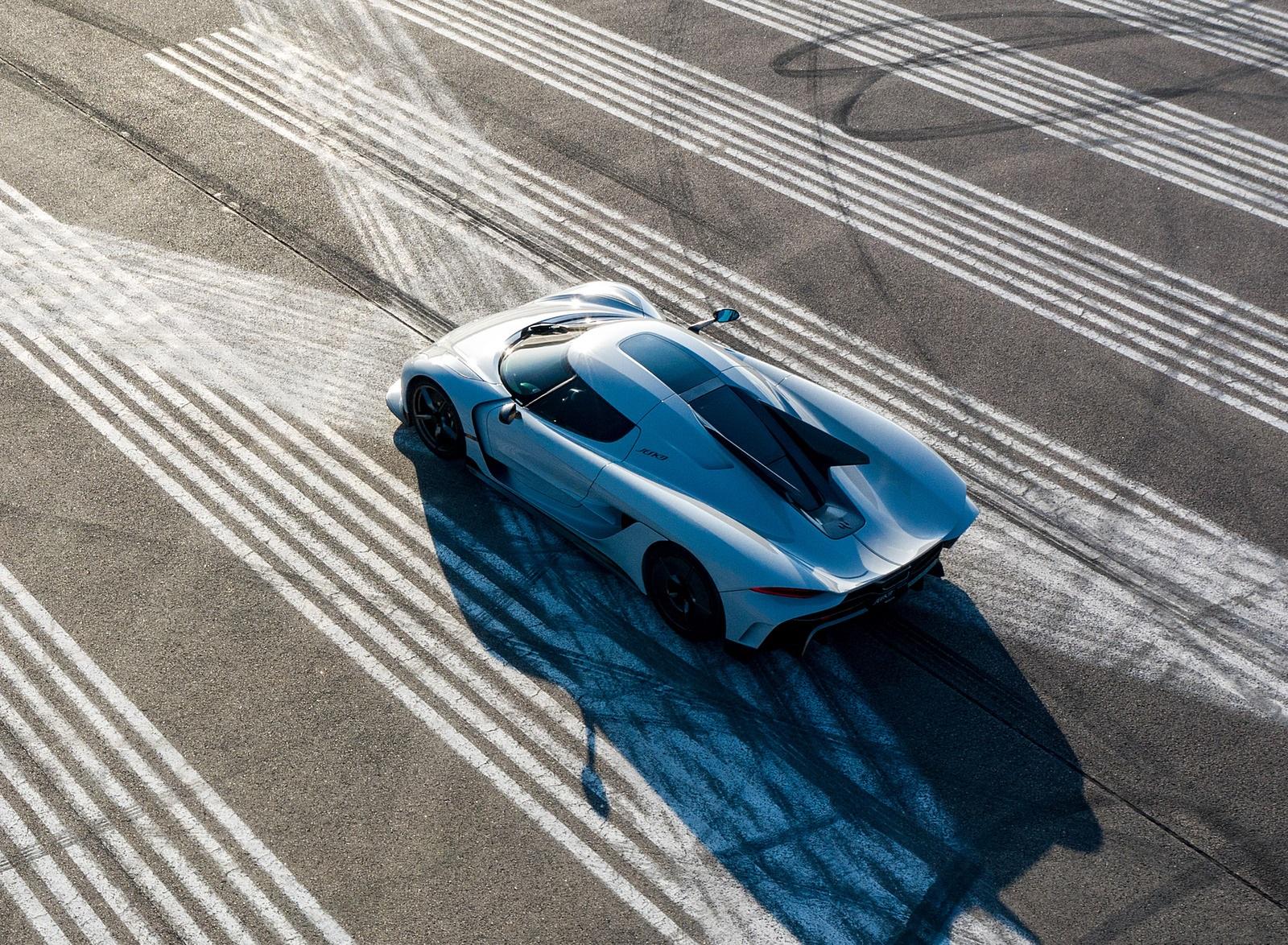 2020 Koenigsegg Jesko Top Wallpapers (8)