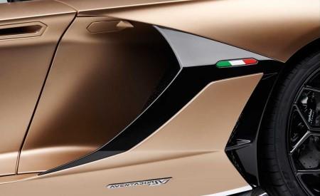 2020 Lamborghini Aventador SVJ Roadster Detail Wallpaper 450x275 (33)